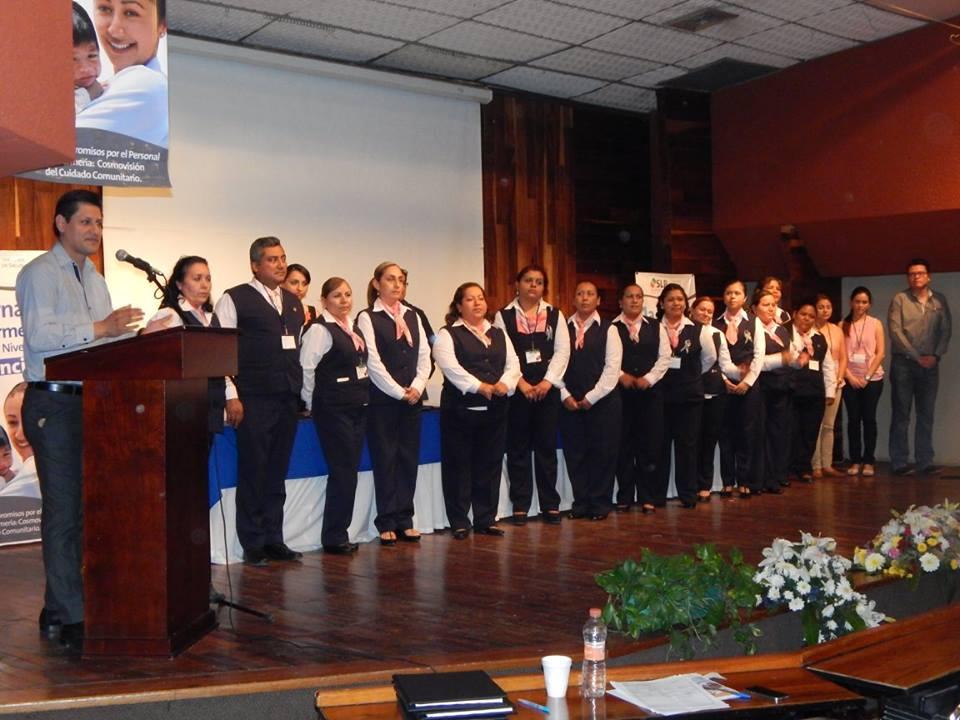 Secretaría de Salud capacita 920 enfermeras(os) en todo el Estado