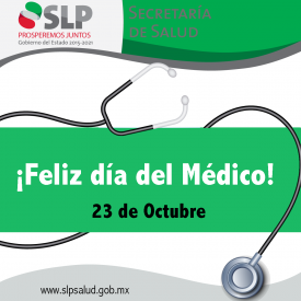 """El día de hoy se conmemora el """"Día del Médico"""""""