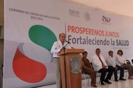 IMPORTANTES OBRAS DE SALUD PARA LA CAPITAL POTOSINA.