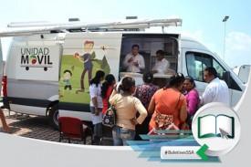 MÁS DE 6 MIL PERSONAS ATENDIDAS EN LAS CARAVANAS DE LA SALUD.