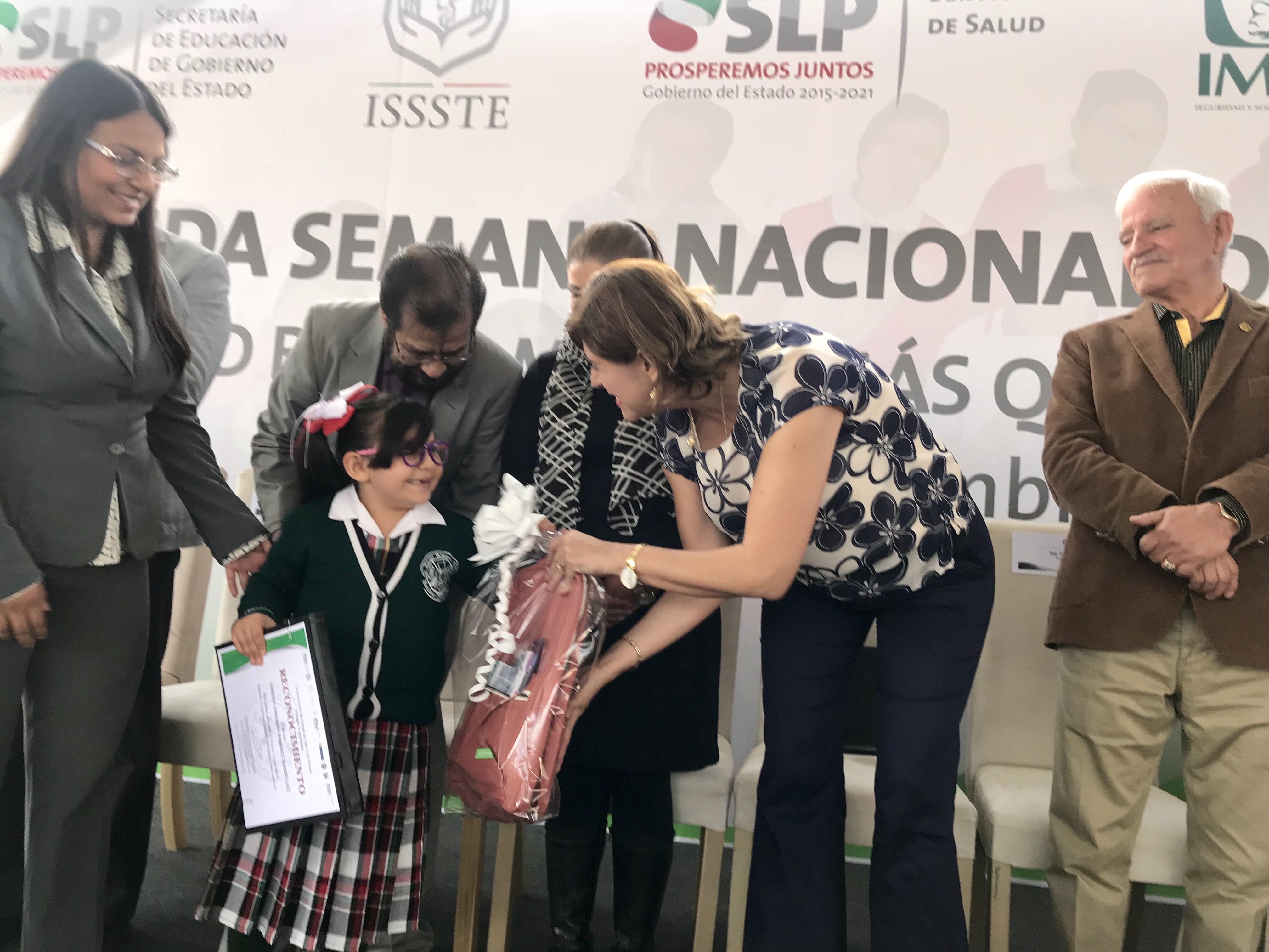 INICIAN LAS ACCIONES DE LA SEGUNDA SEMANA DE SALUD BUCAL EN SAN LUIS POTOSÍ.