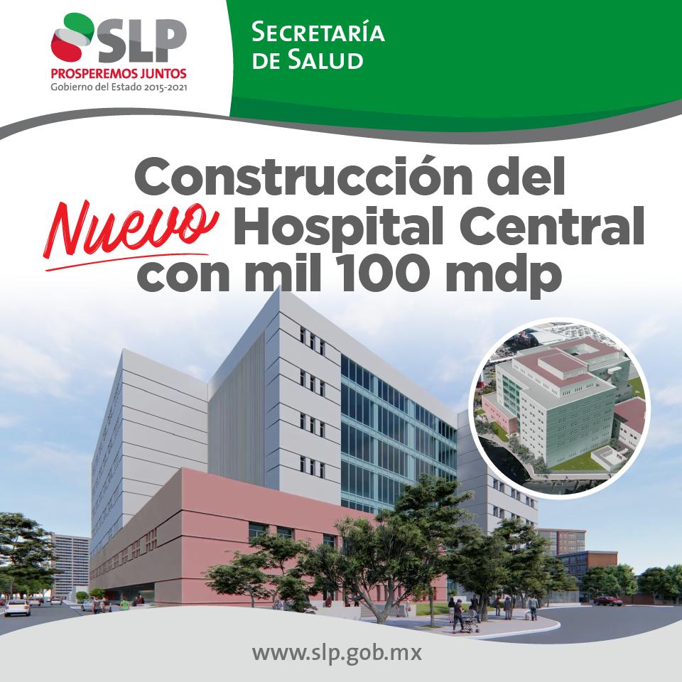 EL NUEVO HOSPITAL CENTRAL, SINÓNIMO DE VANGUARDIA Y FUTURO MÉDICO.