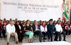 ARRANCA 2ª SEMANA NACIONAL DE SALUD