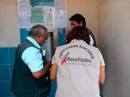 REALIZA LA COEPRIS ACCIONES DE CONTROL, VIGILANCIA Y FOMENTO SANITARIO  EN EDIFICIOS PÚBLICOS.