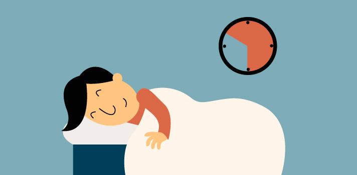 Ocho horas de sueño contribuyen a evitar  Enfermedades crónico degenerativas